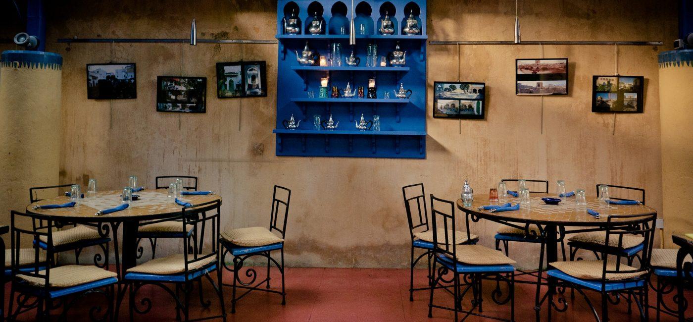 Restaurant Jordanie